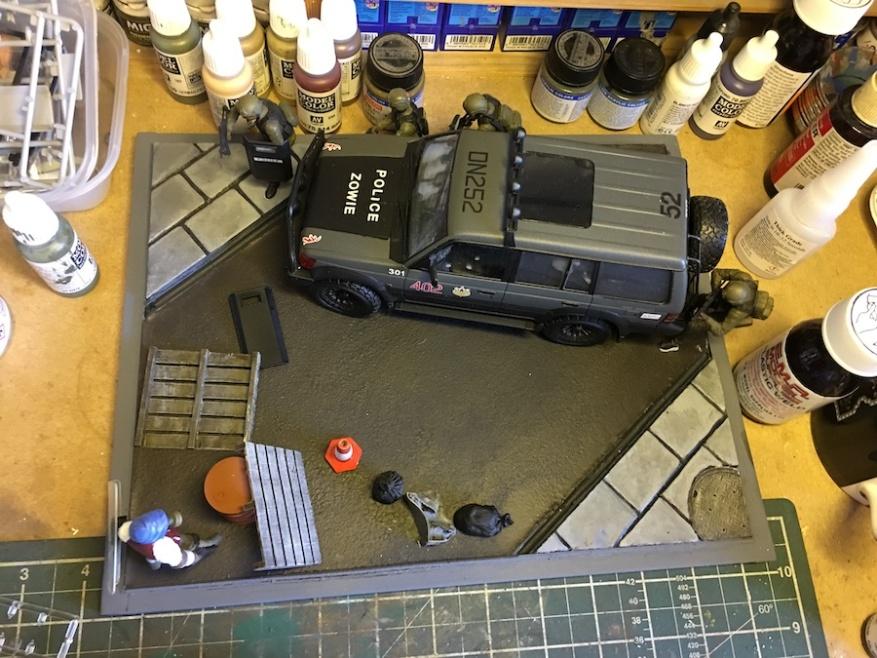 Diorama WIP 2